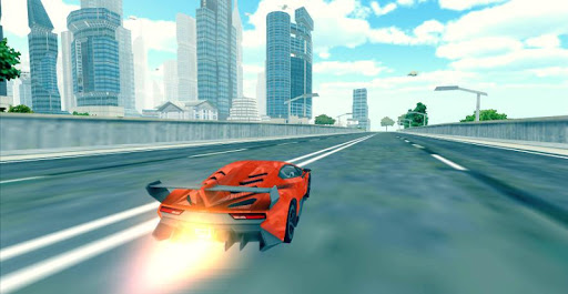 Flying Car 3D 2.6 screenshots 4