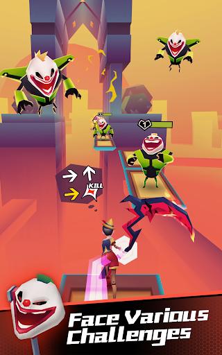 Slash & Girl - Joker World screenshots 17