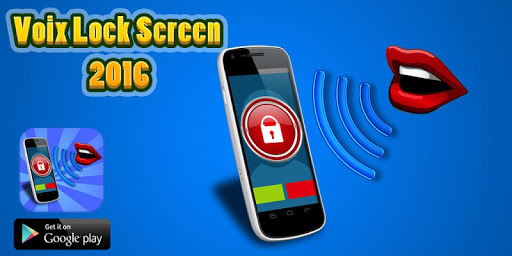 Voice Lock Screen 2016