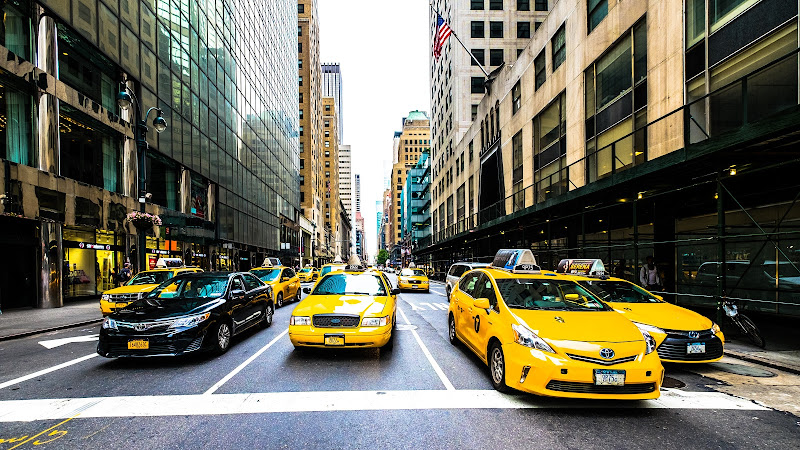 New York's taxi di alfifo
