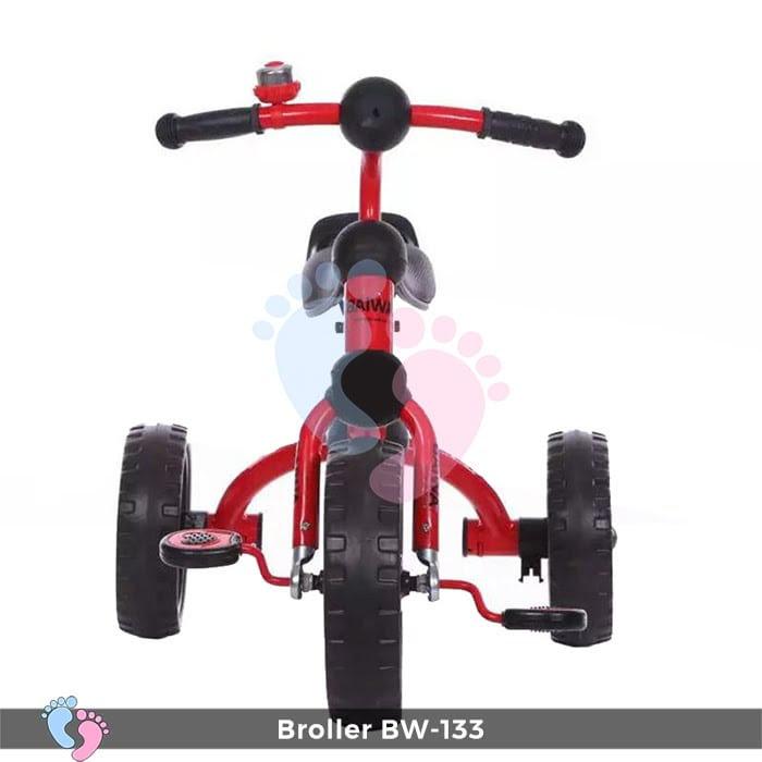 Xe đạp 3 bánh Broller XD3-133 2