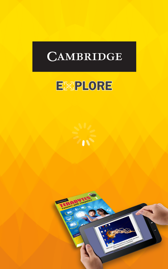 Cambridge Explore- screenshot