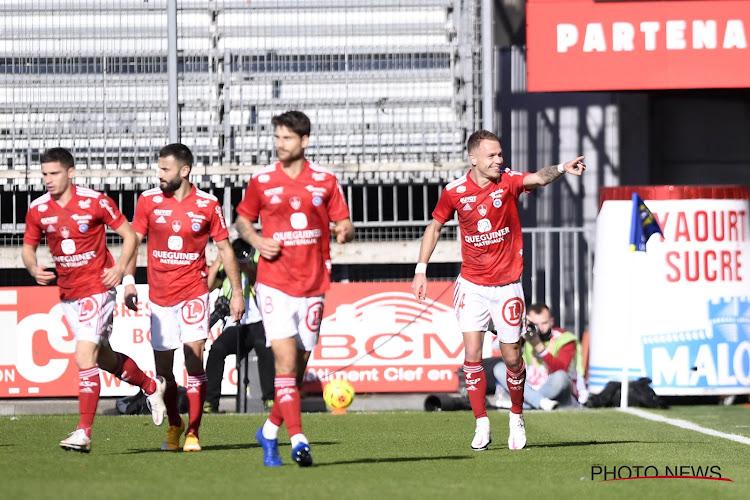 Ligue 1 : Match fou entre Lens et Reims, Lille chute à Brest