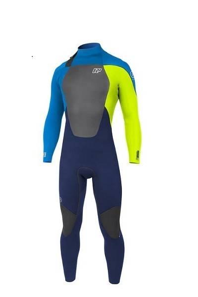wetsuit man - NEILPRYDE Rise fullsuit 5/4/3