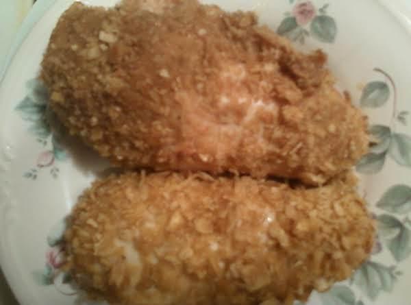 Garlic Crunch Chicken Recipe