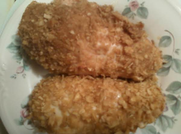 Garlic Crunch Chicken