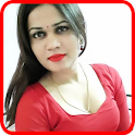 Indian Girls Live Video Chat icon