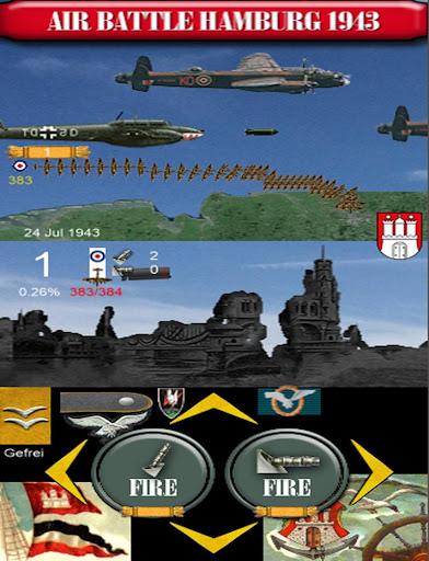 Hamburg 1943 Air Battle