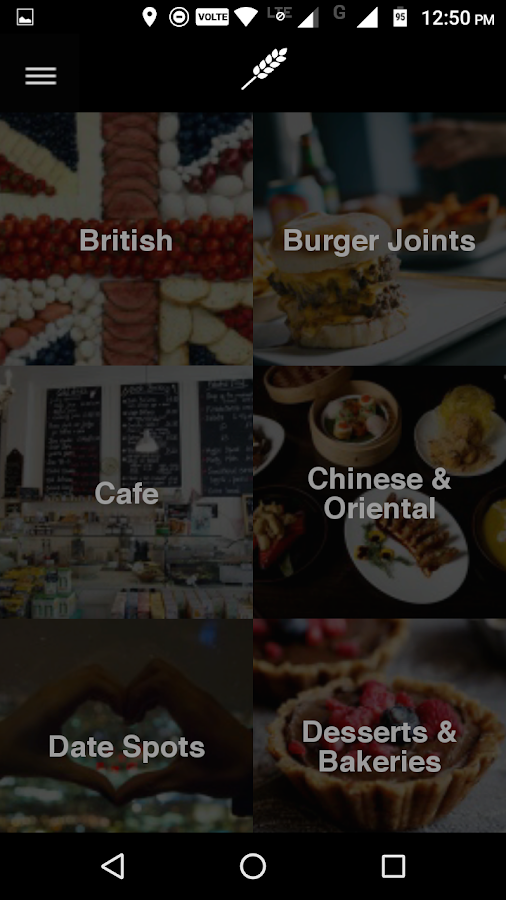 Dealiac - Dine Out Gluten Free- screenshot