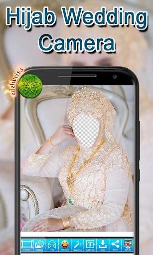 Hijab Wedding Camera 1.3 screenshots 2