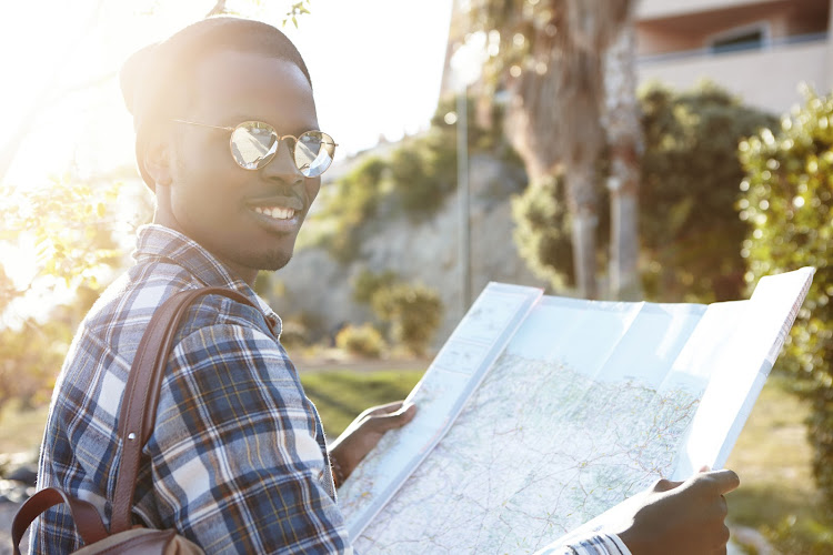 Getting lost in a foreign country is cited as one of the biggest fears in a global travel survey.