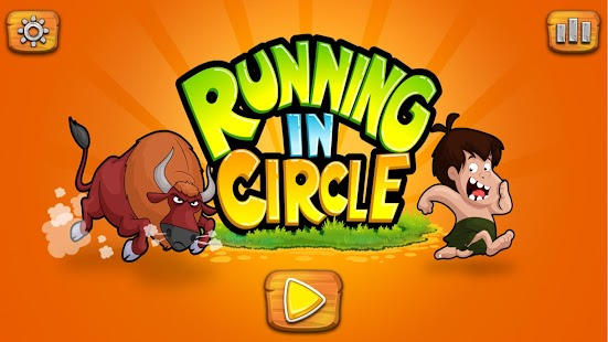 Running In Circle - náhled