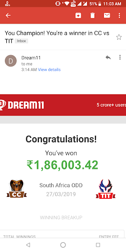 Dream11 IPL Teams, Prediction & Tips screenshot 5