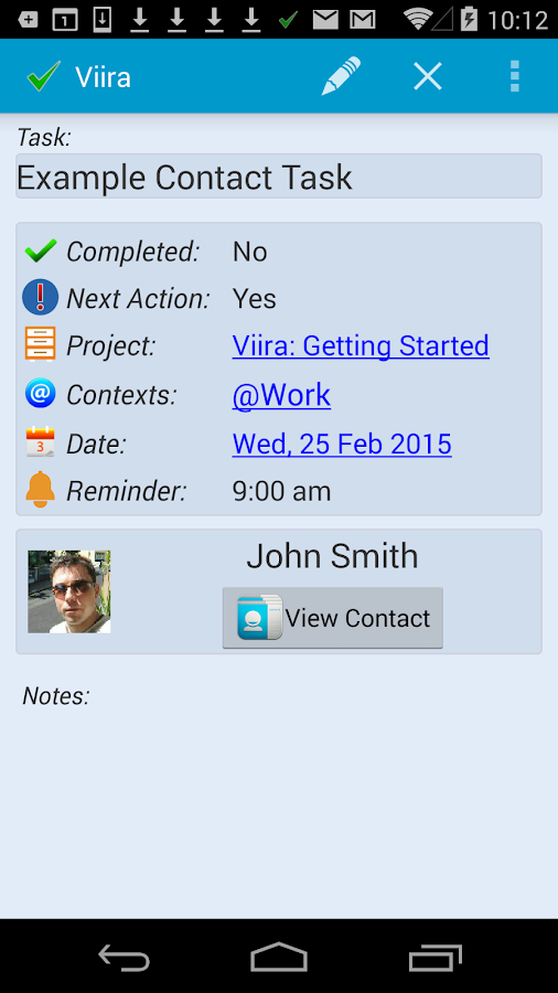 Viira for MS Outlook- screenshot