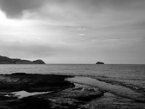 Photo: Moody beach