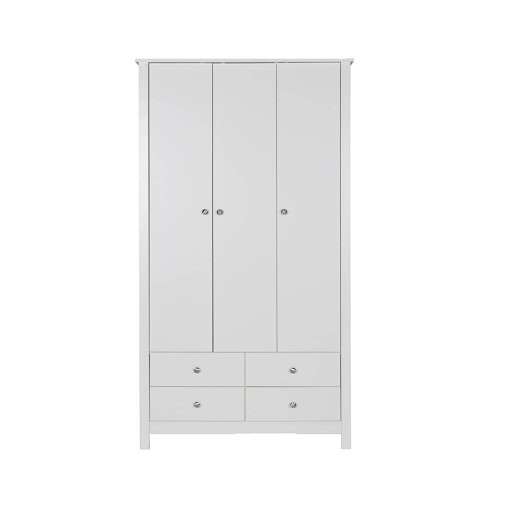 Florence White Bedroom Furniture