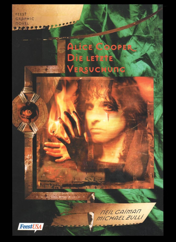 Alice Cooper - Die letzte Versuchung (1995)