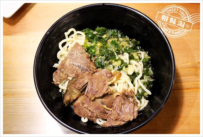慕禾麵家橄欖油青蔥拌麵(牛)