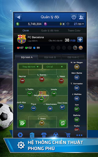 FIFA Online 3 M Viet Nam apollo.1860 Screenshots 4