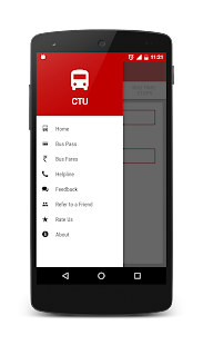 CTU Bus Guide- screenshot thumbnail