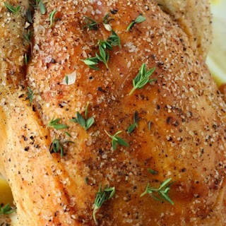 Marvelous Roasted Chicken Recipe