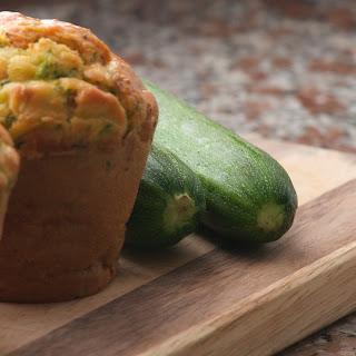 Lemon-Zucchini Muffins