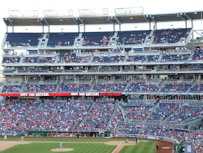 Photo: Washington Nationals Ballpark.