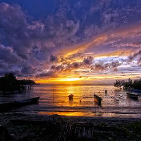 by Roly Raseda - Landscapes Sunsets & Sunrises (  )