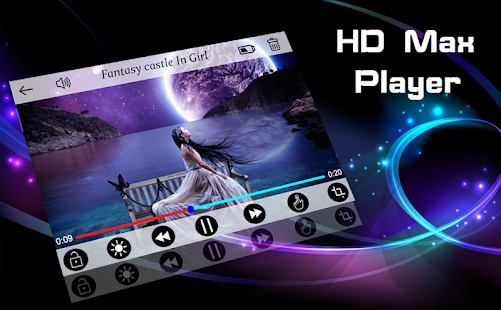 MAX Player - Full HD Video Player - náhled