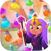 Fairy Potions Mix: Puzzle Pop