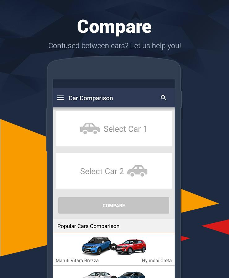 Cars India - Buy new, used car- screenshot