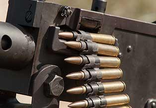 ammunition supply chain