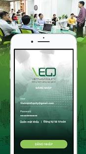 VEQ Investing - náhled