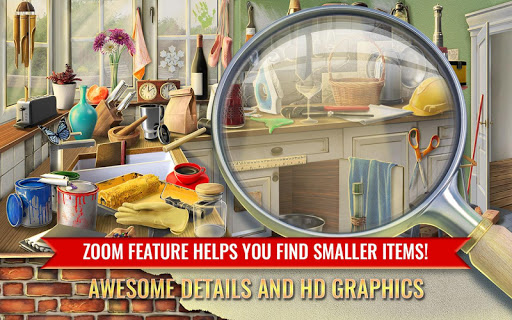 House Cleaning Hidden Object Game u2013 Home Makeover screenshots 2