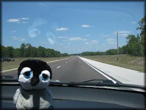 Photo: Carlisle heads to Inverness, Florida.