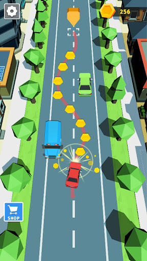 Car Driving screenshot 13
