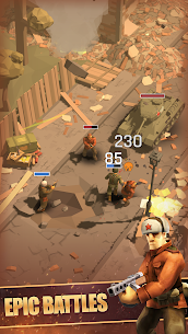 Last War: Shelter Heroes. Survival game MOD APK [Mod Menu] 2