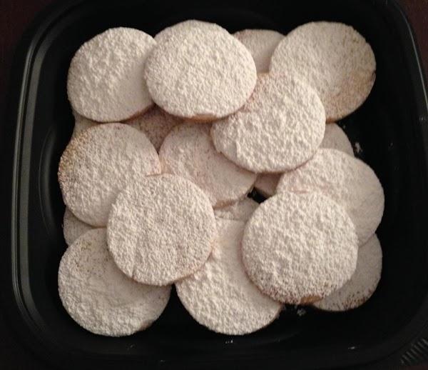 Margie's Powdered Sugar Cookies Recipe