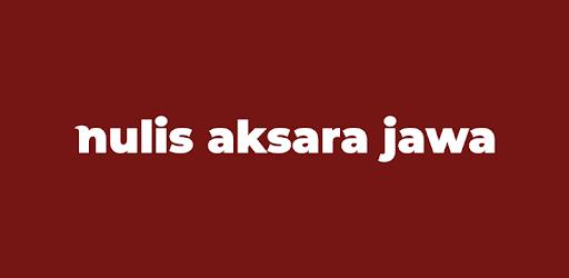 Nulis Aksara Jawa Konversi Dan Ketik Aksara Jawa Apps On