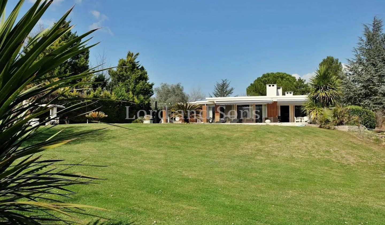Villa avec piscine Le Puy-Sainte-Réparade