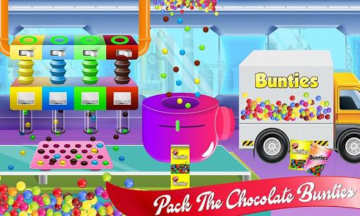 Chocolate Candy Factory: Dessert Bar Baking Maker 1.0 screenshots 1