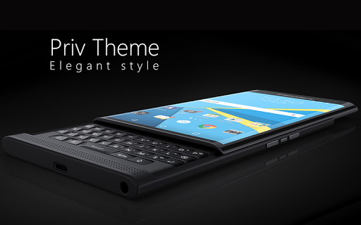 Priv Launcher and Theme