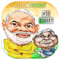 Political Comedy - So Sorry Funny Videos icon