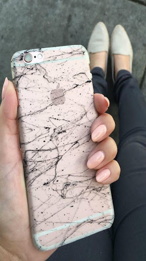 Girly Accessories: New GOLD Designs,PhoneCases2018  screenshots 1