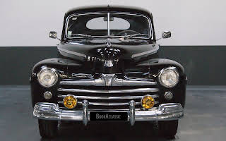 Ford Coupe Rent Aveiro