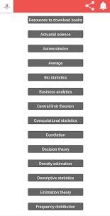 Statistics Books 3