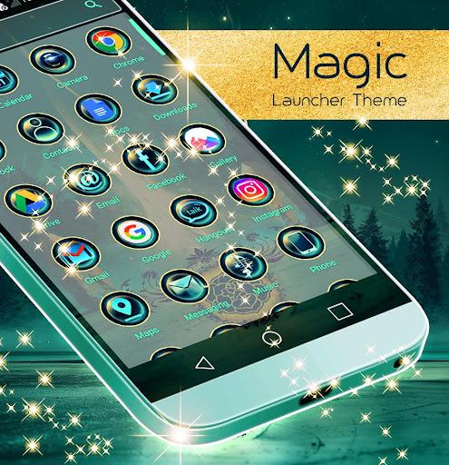 Magic Launcher Theme 1.284.1.129 2
