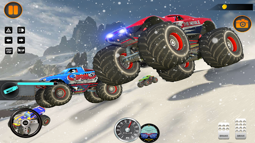 Monster Truck Off Road Racing 2020: Offroad Games 3.1 screenshots 5