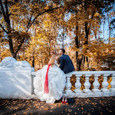 Wedding photographer Kseniya Belonosova (Belonosova). Photo of 17.11.2015