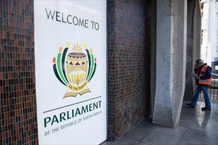 Parliamentary official takes his own life